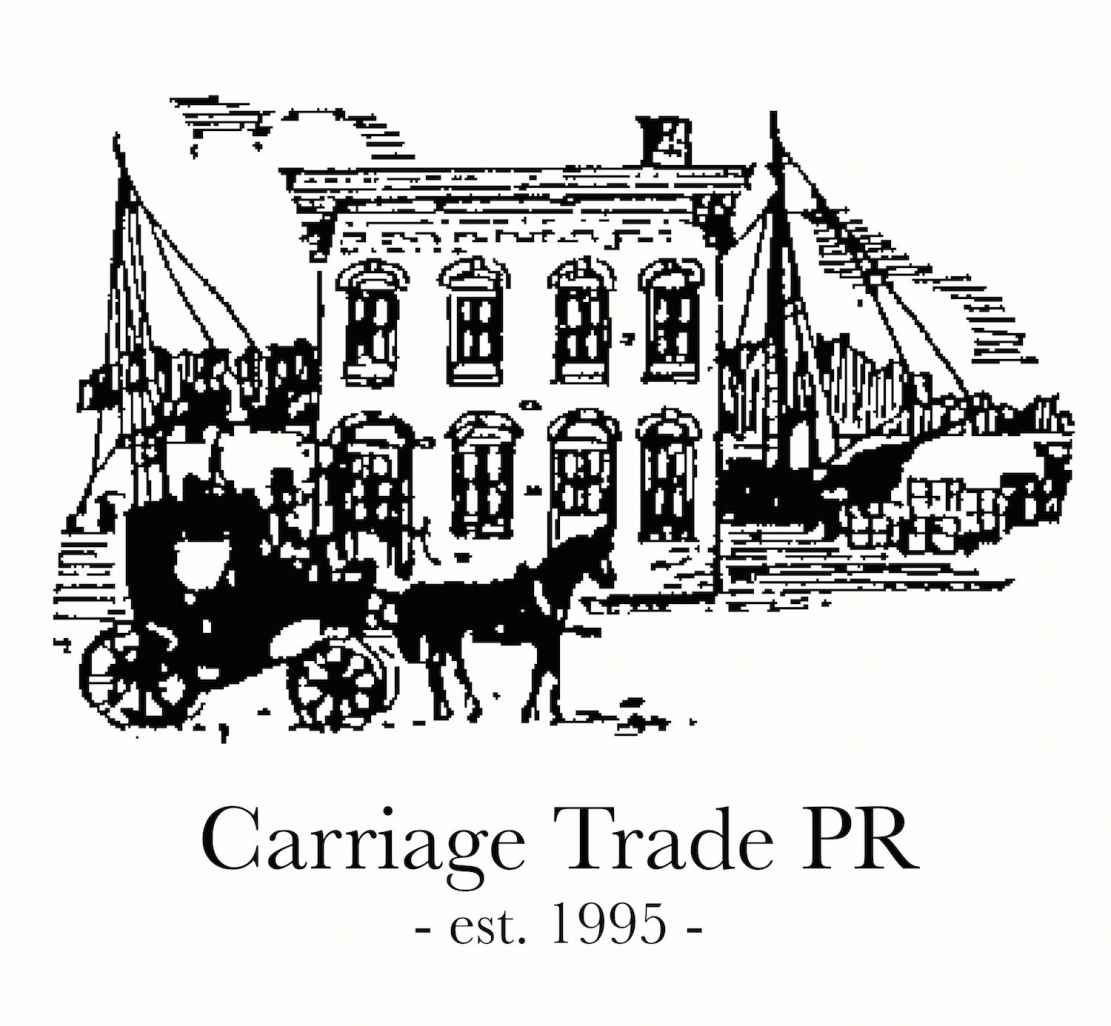 Carriage Trade Public Relations, Inc. Logo