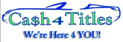 Cash 4 Titles Albuquerque, New Mexico Logo