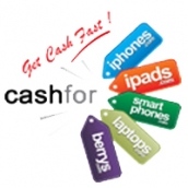 Cash For Tablet PCs Logo