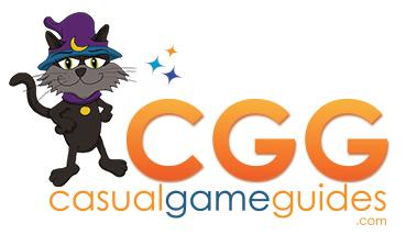 CasualGamesGuides.com Logo