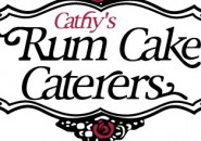 Cathy's Rum Cake Caterers Logo