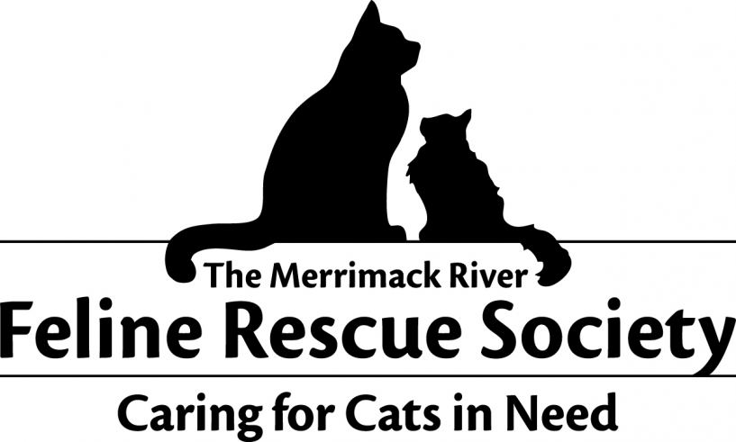 Merrimack River Feline Rescue Society Logo