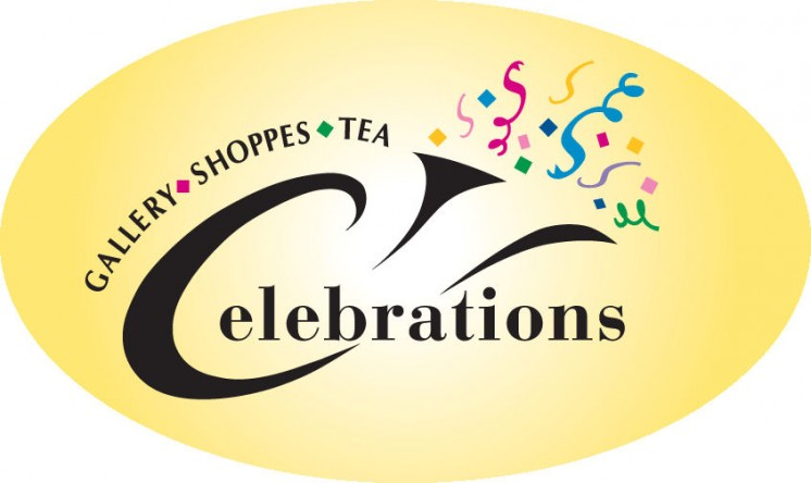 Celebrations Gallery & Shoppes Logo