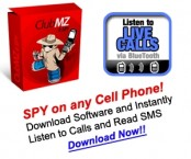 Cell Phone Spy Logo