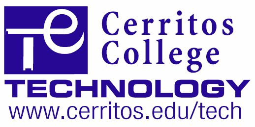 Cerritos College Technology Division Logo