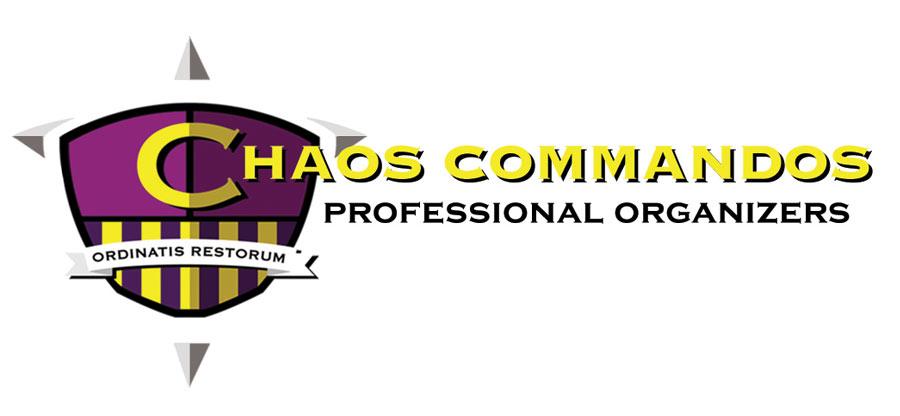 Chaos Commandos Logo