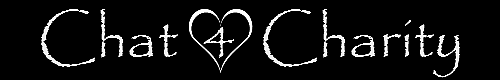 Chat 4 Charity Logo
