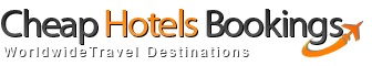 Cheap Hotels Bookings Logo