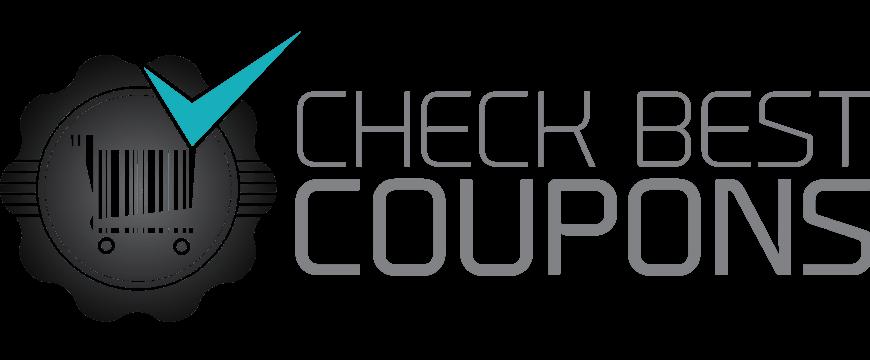 CheckBestCoupons.com Logo