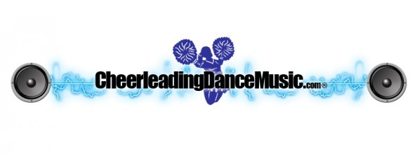 Cheerleading Dance Music Inc.™ Logo