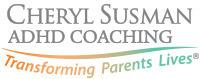 Cheryl Susman ADHD Coaching Logo