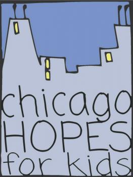 Chicago HOPES for Kids Logo
