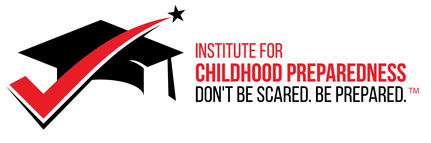 The Institute for Childhood Preparedness Logo