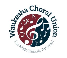 Waukesha Choral Union Logo