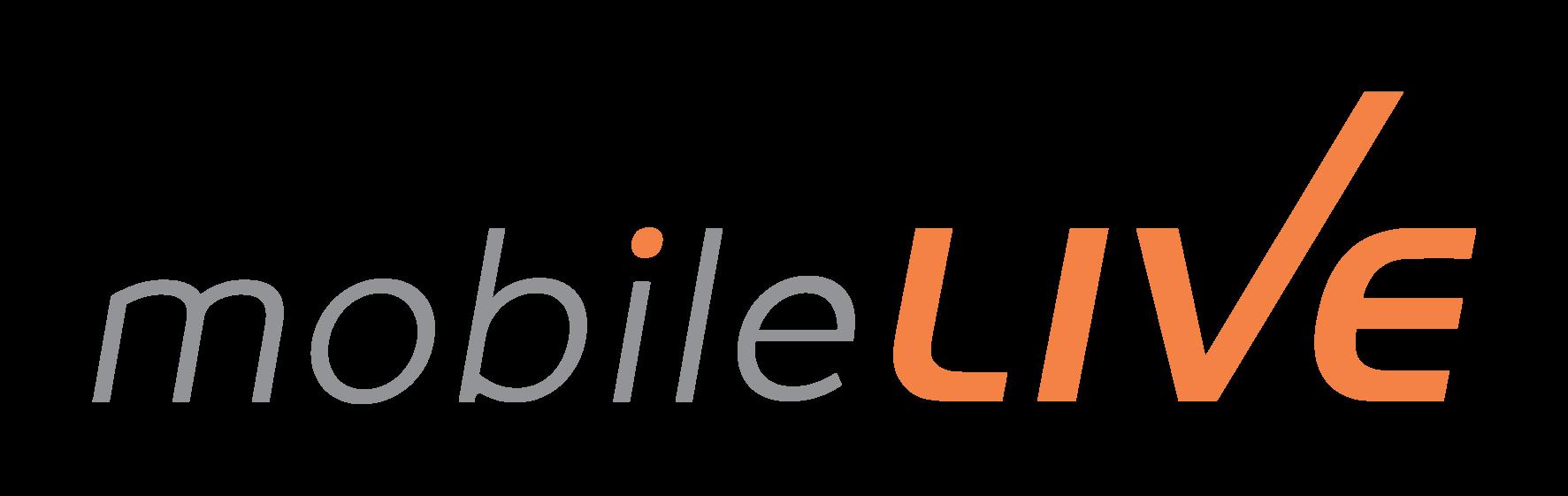 mobileLIVE Logo