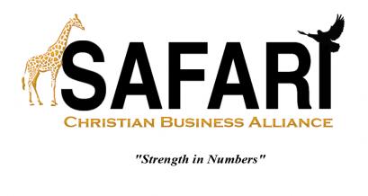 Safari Christian Business Alliance Logo