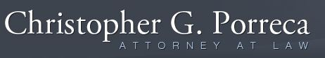 The Law Offices of Christopher G. Porreca, P.C. Logo