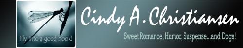 Author Cindy A. Christiansen Logo