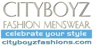Cityboyz Fashion Menswear Logo