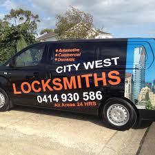 Citywest Locksmiths Logo