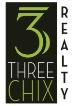 3Chix Realty Logo