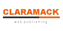 ClaraMack Web Publishing Logo