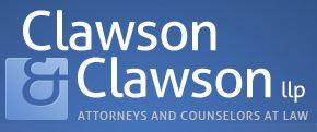 Clawson & Clawson, LLP Logo