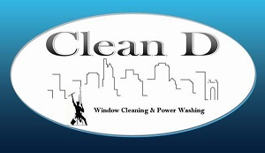 Clean D Window Cleaning Logo