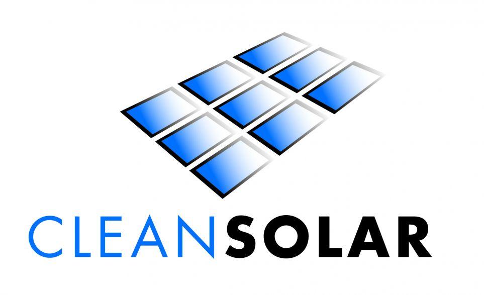 Clean Solar Logo
