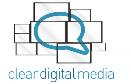 Clear Digital Media Logo