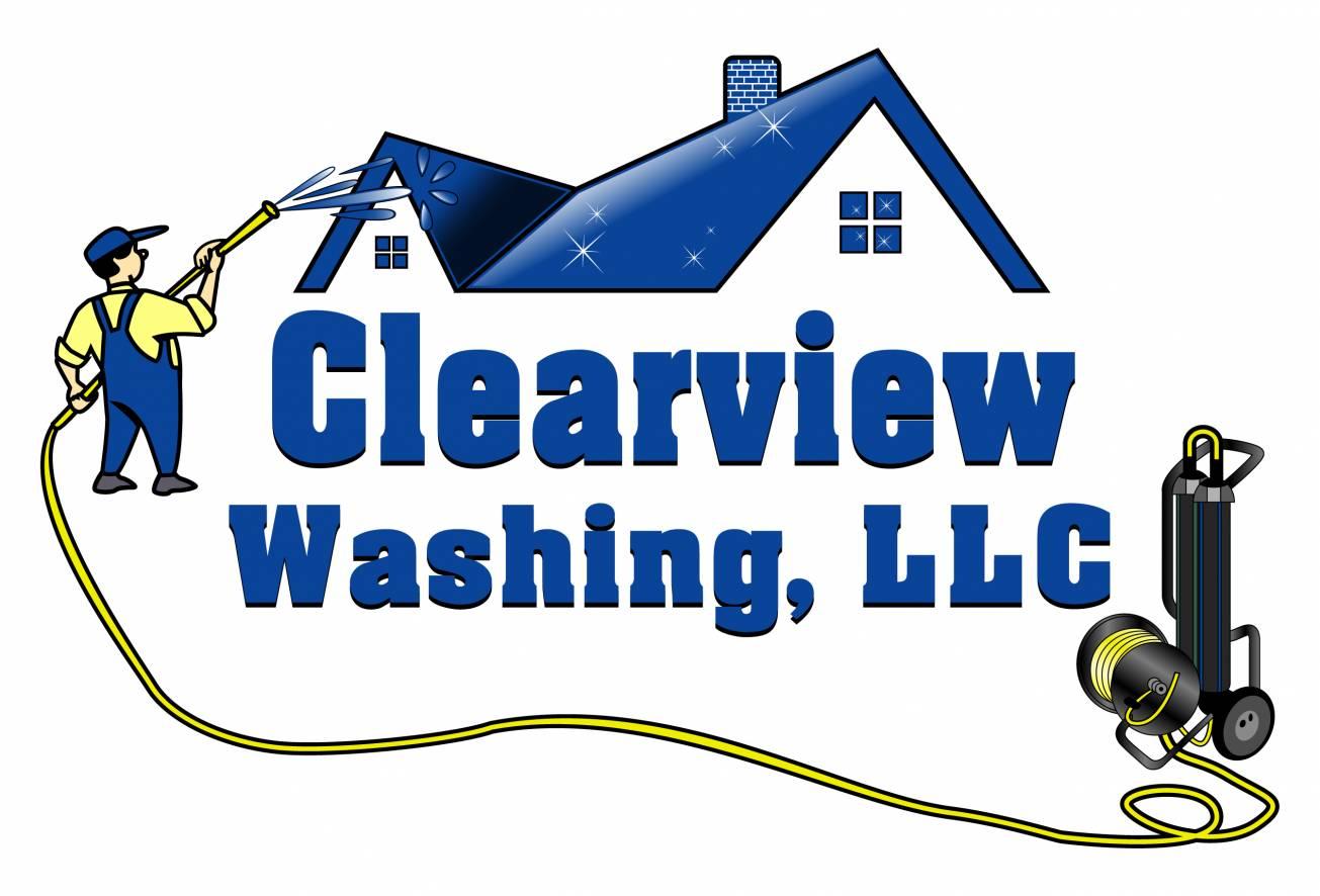 Clearview Washing LLC Logo