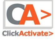 ClickActivate Logo