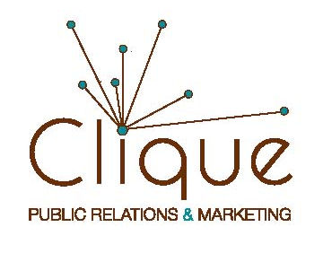 Clique PR & Marketing Logo