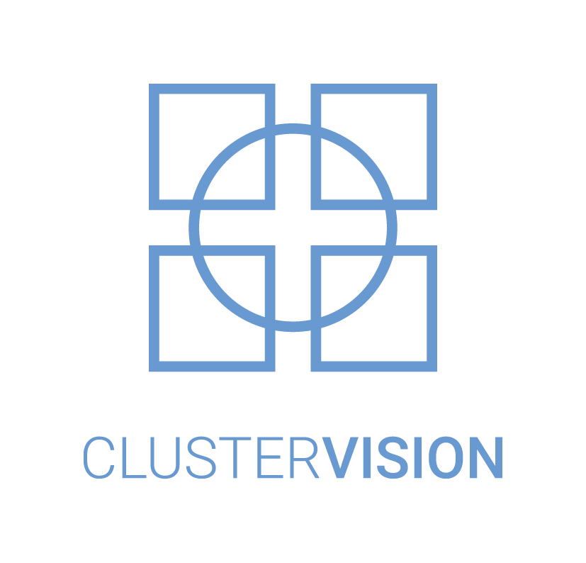 ClusterVision Logo
