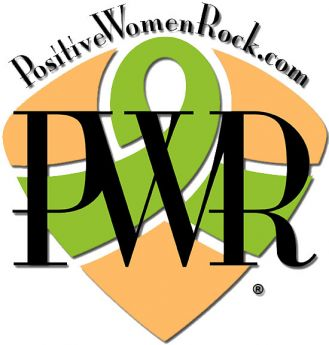 Positive Women Rock Logo