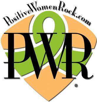 Positive Women Rock Logo