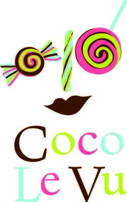 Coco Le Vu Candy Shop & Party Room Logo