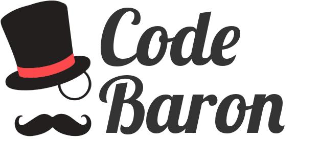 Code-Baron Logo