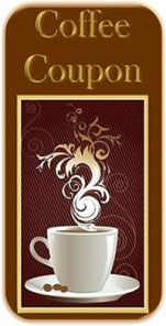 Coffee Coupon Logo