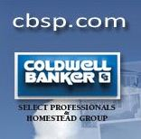 Coldwell Banker Select Professionals Logo