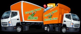 College Hunks Hauling Junk Logo