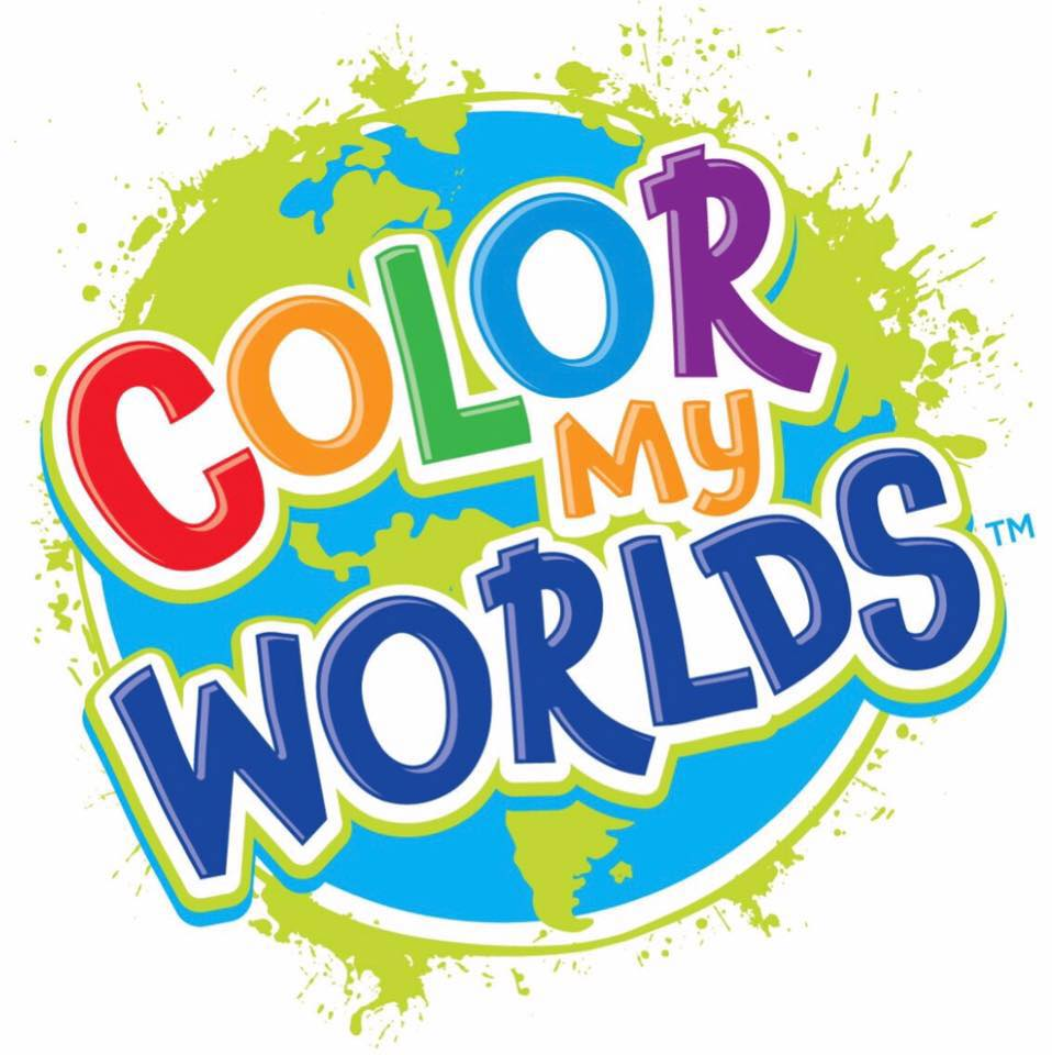 ColorMyWorlds Logo