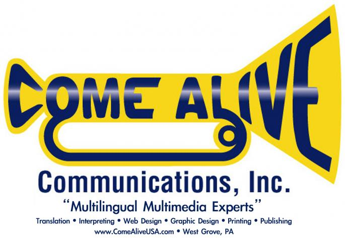 COME ALIVE COMMUNICATIONS INC. Logo