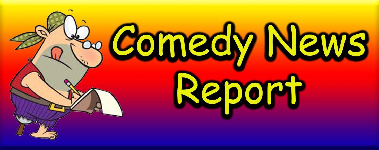 The Comedy News Report Logo
