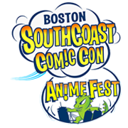 Boston SouthCoast Comic Con & AnimeFest Logo