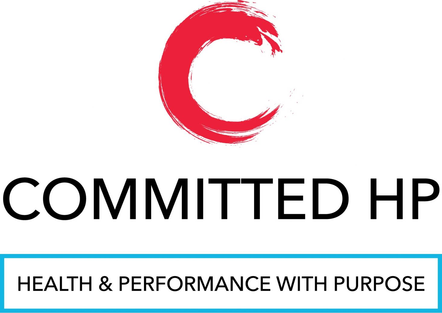 Committed HP Logo