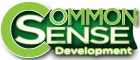 Common Sense Development Logo