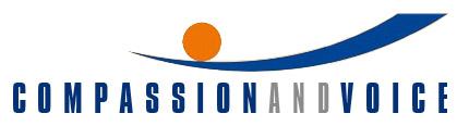 Compassion & Voice Logo