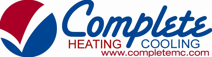 Complete Heating & Cooling Logo