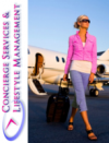 Concierge Services and Lifestyle Management Logo